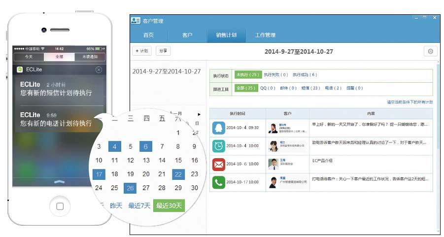 EC营客通_系统化的销售,不错过任何商机_智能销售平台_CRM