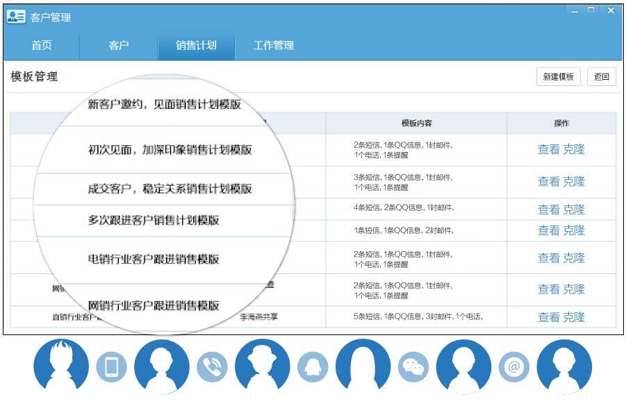 EC营客通_建立销售体系,培养优秀销售_智能销售平台_CRM